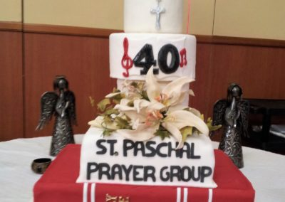 St. Paschal prayer group